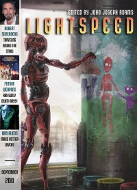 Lightspeed Magazine, September 2010 cover - click to view full size