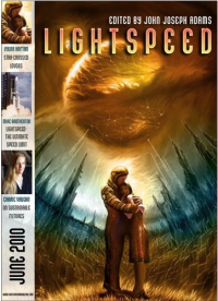 Lightspeed Magazine, June 2010 cover - click to view full size