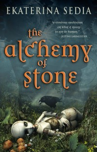The Alchemy of Stone cover - click to view full size