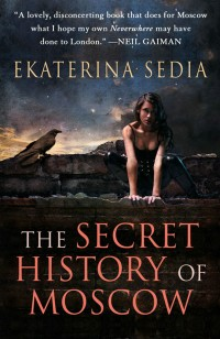 The Secret History of Moscow cover - click to view full size