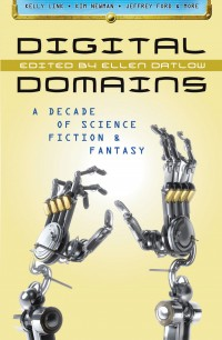 Digital Domains: A Decade of Science Fiction & Fantasy cover - click to view full size