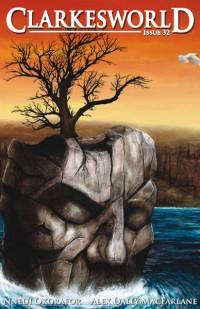 Clarkesworld Magazine – Issue 32 cover - click to view full size