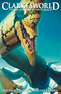 Clarkesworld Magazine – Issue 39 cover - click to view full size