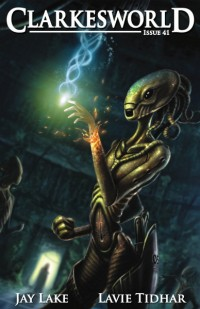 Clarkesworld Magazine – Issue 41 cover - click to view full size