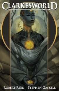 Clarkesworld Magazine – Issue 48 cover - click to view full size