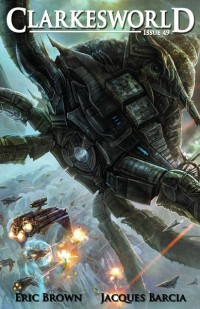 Clarkesworld Magazine – Issue 49 cover - click to view full size