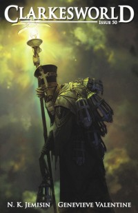 Clarkesworld Magazine – Issue 50 cover - click to view full size