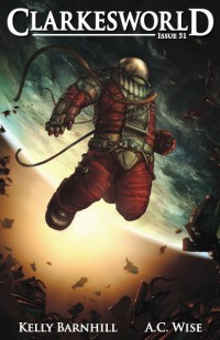 Clarkesworld Magazine – Issue 51 cover - click to view full size