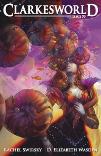 Clarkesworld Magazine – Issue 53 cover - click to view full size