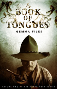 A Book of Tongues cover - click to view full size