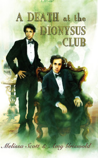 A Death at the Dionysus Club cover - click to view full size