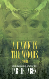 A Hawk in the Woods cover - click to view full size