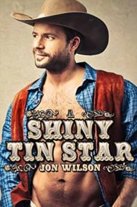 A Shiny Tin Star cover - click to view full size