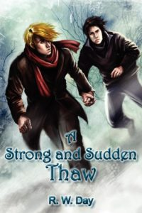 A Strong and Sudden Thaw cover - click to view full size