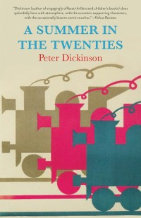 A Summer in the Twenties cover - click to view full size