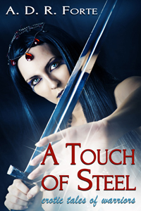 A Touch of Steel cover - click to view full size