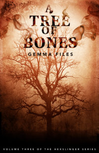 A Tree of Bones cover - click to view full size