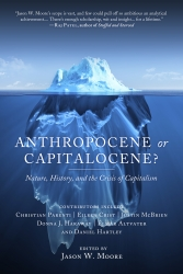 Anthropocene or Capitalocene? Nature, History, and the Crisis of Capitalism cover - click to view full size