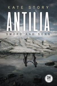 Antilia: Sword and Song cover - click to view full size