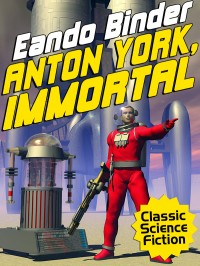 Anton York, Immortal cover - click to view full size