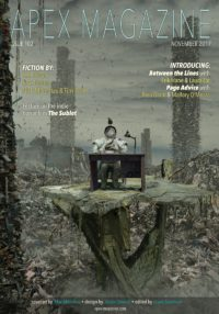 Apex Magazine Issue 102 cover - click to view full size