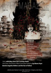 Apex Magazine Issue 104 cover - click to view full size