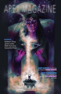 Apex Magazine Issue 107 cover - click to view full size