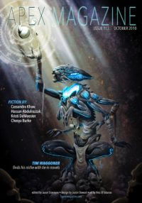 Apex Magazine Issue 113 cover - click to view full size