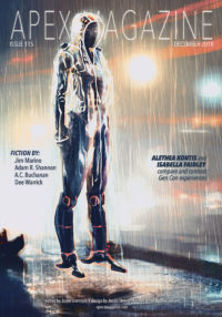 Apex Magazine Issue 115 cover - click to view full size