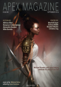 Apex Magazine Issue 88 cover - click to view full size