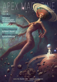 Apex Magazine Issue 98 cover - click to view full size