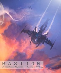 Bastion Science Fiction Magazine – Issue 8, November 2014 cover - click to view full size
