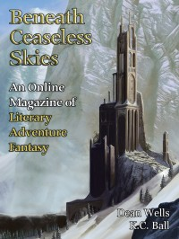 Beneath Ceaseless Skies Issue #139 cover - click to view full size