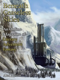 Beneath Ceaseless Skies Issue #140 cover - click to view full size