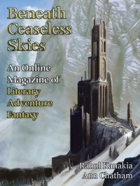 Beneath Ceaseless Skies Issue #141 cover - click to view full size