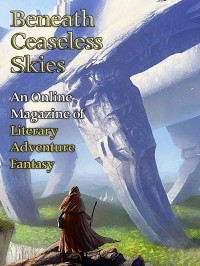 Beneath Ceaseless Skies Issue #145 cover - click to view full size