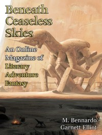 Beneath Ceaseless Skies Issue #148 cover - click to view full size