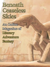 Beneath Ceaseless Skies Issue #150 – Special Double-Issue cover - click to view full size