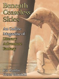 Beneath Ceaseless Skies Issue #151 cover - click to view full size
