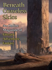 Beneath Ceaseless Skies Issue #153 cover - click to view full size