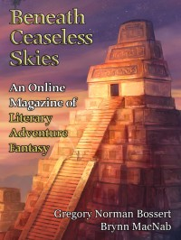 Beneath Ceaseless Skies Issue #158 cover - click to view full size