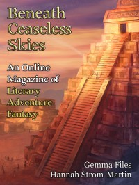 Beneath Ceaseless Skies Issue #159 cover - click to view full size