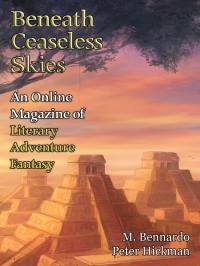 Beneath Ceaseless Skies Issue #160 cover - click to view full size