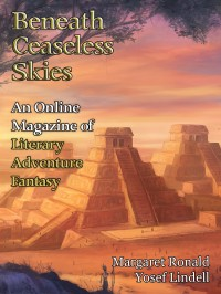 Beneath Ceaseless Skies Issue #161 cover - click to view full size