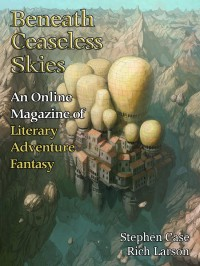 Beneath Ceaseless Skies Issue #166 cover - click to view full size
