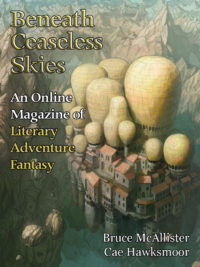 Beneath Ceaseless Skies Issue #167 cover - click to view full size