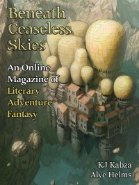 Beneath Ceaseless Skies Issue #168 cover - click to view full size