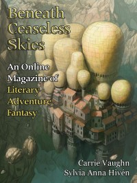 Beneath Ceaseless Skies Issue #169 cover - click to view full size