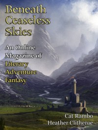 Beneath Ceaseless Skies Issue #170 cover - click to view full size