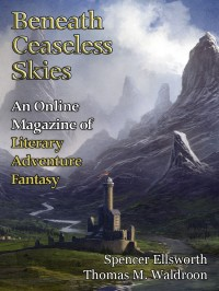 Beneath Ceaseless Skies Issue #171 cover - click to view full size